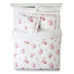 Simply Shabby Chic® Sunbleached Floral 3 Piece Comforter ... https://www.amazon.com/dp/B00YK1IZ4S/ref=cm_sw_r_pi_dp_x_FGLByb2R3H7RR