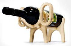 Animal Wine Rack, Creative designs