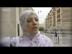 Hidden camera shows shows streets blocked by huge crowds of Muslim - Islam in Paris - - YouTube
