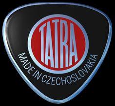Tatra logo Car Badges, Car Logos, Mini Trucks, Cool Trucks, Logo Autos, Automotive Logo, Car Ornaments, Old Signs, Car Brands