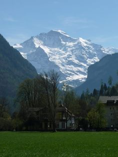 View from Interlaken