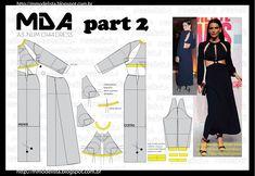ModelistA: A3 NUMo 0144 DRESS
