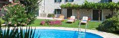 Wunderschönes #Ferienhaus in #Kroatien..Weitere Ferienhäuser in Kroatien finden Sie hier: http://www.interhome.de/deutsch/reiseziele/Ferienhaus-Kroatien/