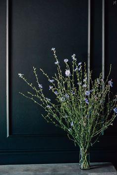 Wildflowers as decor