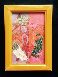 #Art #Tapestry #Esoteric #Fairy