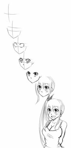 Anonymous said: Senpai Senpai can you teach me how to draw Lucy! (^o^)/ Answer: Of course, I can! Fairy Tail Drawing, Fairy Tail Lucy, Fairy Tail Art, Manga Drawing, Manga Art, Fairy Tales, Manga Anime, First Art, Anime Sketch