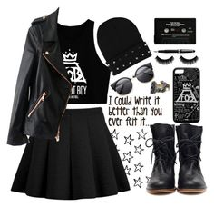 """""""FOB"""" by ashleigh-sparks ❤ liked on Polyvore featuring Rosegold, Classique and Express"""