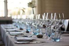 Nordic wedding setting