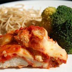 Chicken Parmigiana - Allrecipes.com