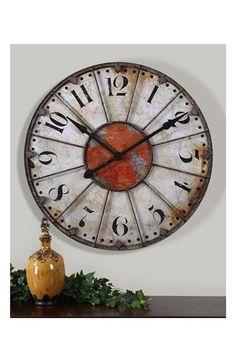 Uttermost 'Ellsworth' Wall Clock | Nordstrom