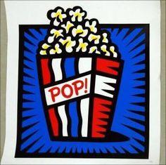Art for the Pop of It: Burton Morris Club D'art, Art Club, Famous Pop Art, Famous Artists, Image Cinema, Burton Morris, Pop Art Food, Middle School Art Projects, Art Plastique