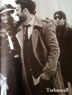 I Love Tarkan : Tarkan's photo shoot on Turkish Elle magazine