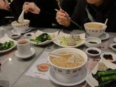 Chee Kei Restuarant at Langham Place, Mongkok Hongkong