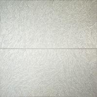 """F. Polenghi, """"Senza titolo 1"""", 2013, oil on canvas, cm 150 x 150."""