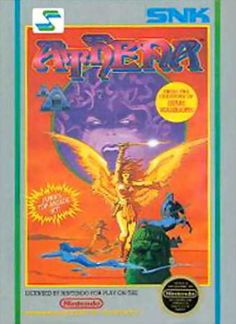 NES Games - Athena