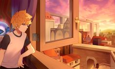 every time I draw backgrounds, it takes 10 years off of my life. but one must practice every now and then :') Twilight Town Kingdom Hearts Fanart, Kingdom Hearts Ii, Final Fantasy Cloud, Kid Icarus, Vanitas, New Journey, Manga Drawing, Anime Guys, Twilight