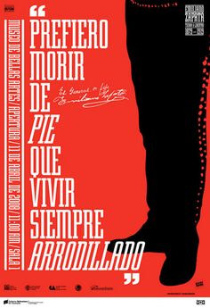 cartelzapata poster by rodrigo fuenzalida