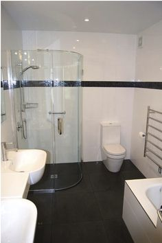 Very small bathroom design placement