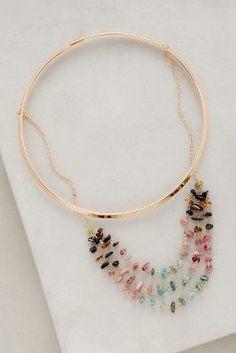 Anthropologie Luminosities Necklace #AnthroFave