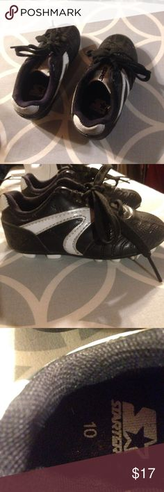 Boys cleats Size 10 boys cleats worn once . Excellent condition Shoes