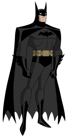 Batman TAS: Batman Dark Knight by TheRealFB1 by TheRealFB1.deviantart.com on @DeviantArt