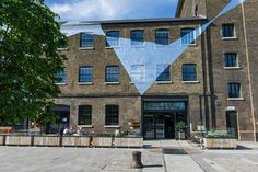 Grain Store, Kings Cross, London