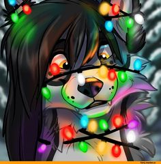 i thought christmas was over guess some furries want spend a second version of - Christmas Furry