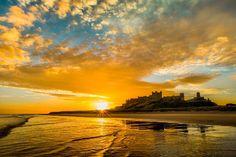 Northumberland Sunset 1