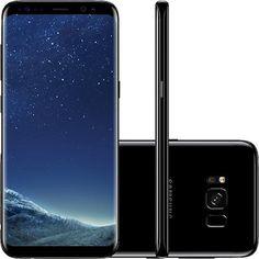 "Samsung Galaxy S8 Dual Chip Android 7.0 Tela 5.8"" Octa-Core 2.3GHz 64GB 4G Câmera 12MP << R$ 277120 >>"