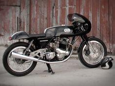 Norton Commando 1973 By Union Motorcycle Classics