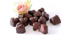 Romantisk sunn sjokolade!