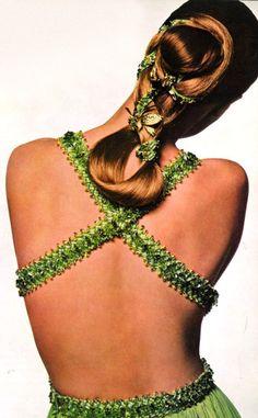 Photo by David Bailey, 1968.