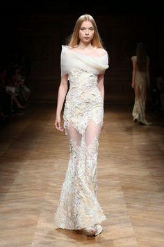 TONY WARD - Haute Couture Automne Hiver 2014/2015
