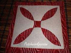 "El ""Dear Jane"" de Patchworkpassion: B-12 Starflower"