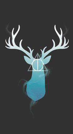 Harry Potter Stag Design - possible tattoo? Harry Potter Tumblr, Harry Potter Tattoos, Magie Harry Potter, Arte Do Harry Potter, Harry Potter Drawings, Harry Potter Pictures, Harry Potter Facts, Harry Potter Quotes, Harry Potter World