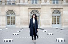 How to dress like a Parisian: Fellow Francophiles take note: rue Saint-Honoré is where it's at.