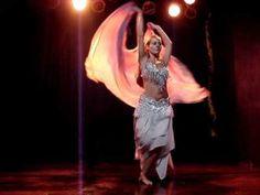 Elemento Ar -  véus - Dança do Ventre                                                                                                                                                     Mais