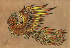 ... phoenix tattoo poster flying phoenix tattoo design flying phoenix
