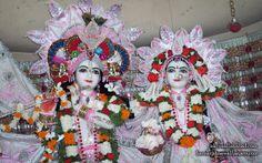 To view Sri Radha Venimadhav Close up wallpapers of ISKCON Allahabad in difference sizes visit - http://harekrishnawallpapers.com/sri-sri-radha-venimadhava-close-up-iskcon-allahabad-wallpaper-002/