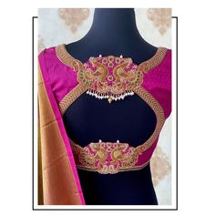 Blouse Back Neck Designs, New Saree Blouse Designs, Cutwork Blouse Designs, Hand Work Blouse Design, Stylish Blouse Design, Fancy Blouse Designs, Stylish Dress Designs, Bridal Blouse Designs, Salwar Designs