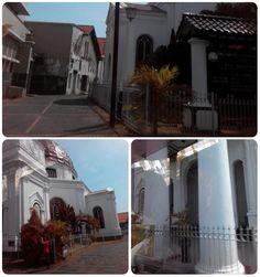 Bleduk Church at Old Town- Semarang