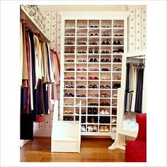 Hereu0027s How To Make The Most Of Your Tiny Closet | Closets | Pinterest |  Closet Organization, Custom Closets And Organization Ideas