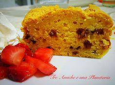 Plumcake primavera con gocce di fragola Love Cake, Dolce, Spring