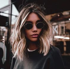 The Healthy Skin Diet: One Ingredient That Will Help You Get Great Skin - Career Girl Daily(Hair Cuts) Shampoo For Fine Hair, Color Del Pelo, Pelo Bob, Looks Style, Hair Day, Gorgeous Hair, Hair Goals, Her Hair, Cool Hairstyles