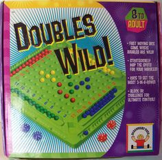 """Discovery Toys """"Doubles Wild"""" game"""