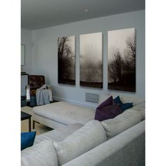 Marmont Hill 'Dare to Dream Triptych' Canvas Art