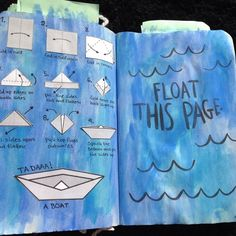 Wreck This Journal - Float This Page