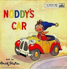 Noddy's Car