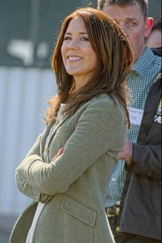 Princess Mary channeling Duchess Catherine