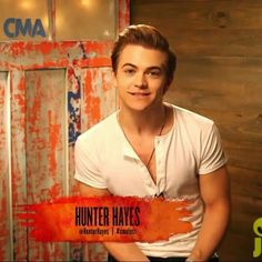 EVERYONE TO TO TEENCHOICEAWARDS.COM AND VOTE FOR HUNTER HAYES AS MALE COUNTRY ARTIST!